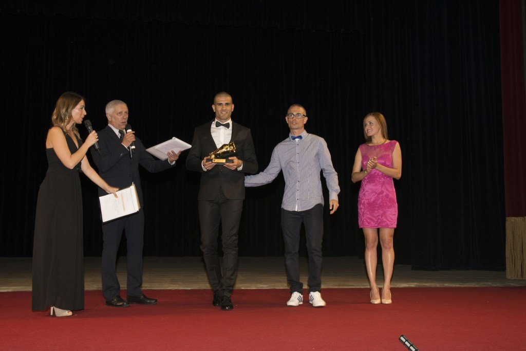 Giacomo Gandolfo è la scarpa d'oro 2015 16 Calcio Flash