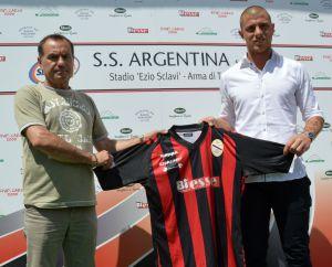 D.S. Argentina Arma Salvatore Ciaramitaro