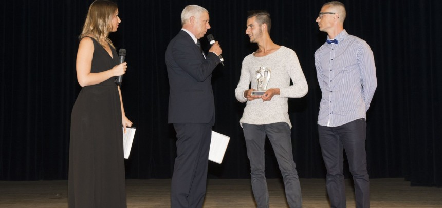 Il miglior giovane del Ponente ligure va a Filippo Scalzi