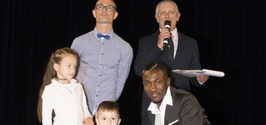 Lamin Jawo vince la 1°Edizione del Pallone d'oro del Ponente Ligure