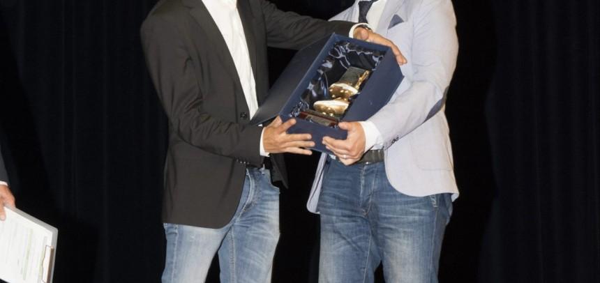 Premio alla carriera a Carlo Calabria