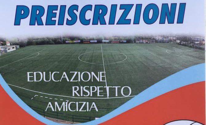 Scuola Calcio U.S.D Sanstevese