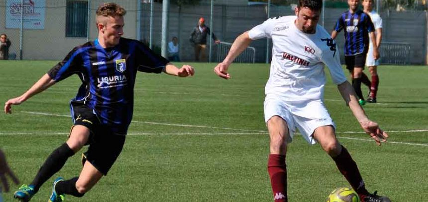 CALCIOMERCATO – Bomber Paolo Lamberti è un nuovo giocatore dell'Ospedaletti, per lui oltre 200 gol in carriera