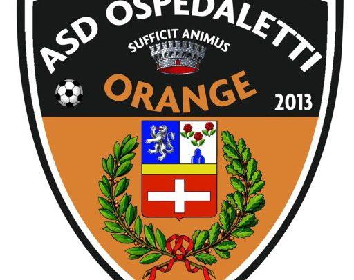 Ospedaletti, l'abbraccio della famiglia orange per il difficile momento di un giovane calciatore del Camporosso
