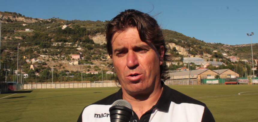 [Video] Intervista a Mister Riolfo post Ventimiglia – Sanremese