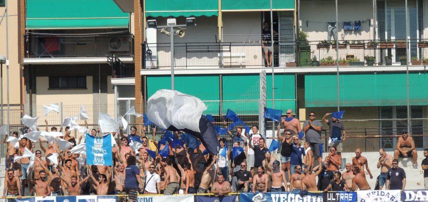 [FOTOTIFO] Savona-Sanremese, il derby vissuto sugli spalti