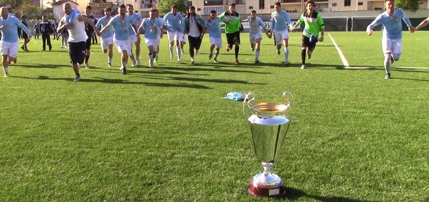 Finale Coppa Italia Sanremese – Mazara Il Film