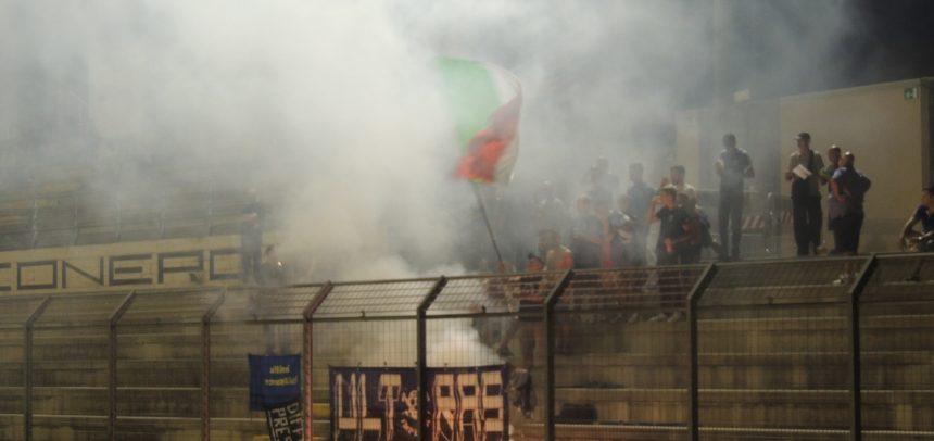 [FOTOTIFO] Albenga-Imperia, l'infuocato derby per la Coppa Liguria