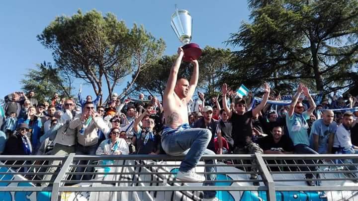 """La carica di Cesare Beltrami:""""I gufi stiano pure a scrivere sui social, noi andremo allo stadio"""""""
