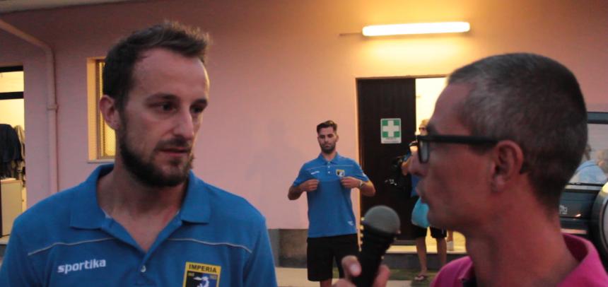 [Coppa Italia] Intervista a Riccardo Zambon [Imperia]