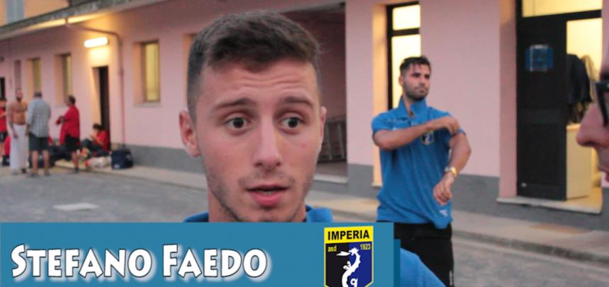 [Coppa Italia] Intervista a Stefano Faedo [Imperia]