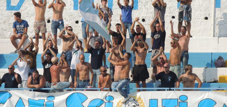 """SANREMESE. Giorgio Gagliardi segna e dedica il gol al figlio dell'Ultras Cesare Beltrami:""""Non dimenticherò mai il tuo gesto"""""""