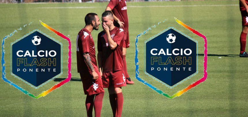 """VENTIMIGLIA. Armando Miceli è uno spettacolo, due gol al Magra Azzurri:""""Vittoria importante, ci abbiamo creduto"""""""