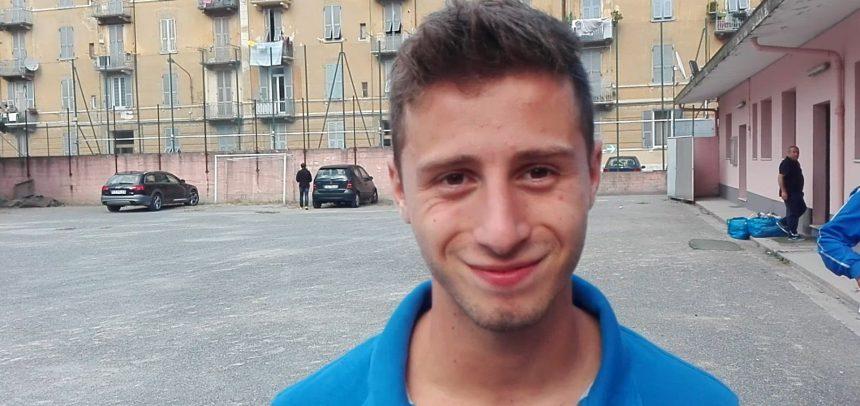 [Imperia] Stefano Faedo – Felice per la vittoria e per il mio goal