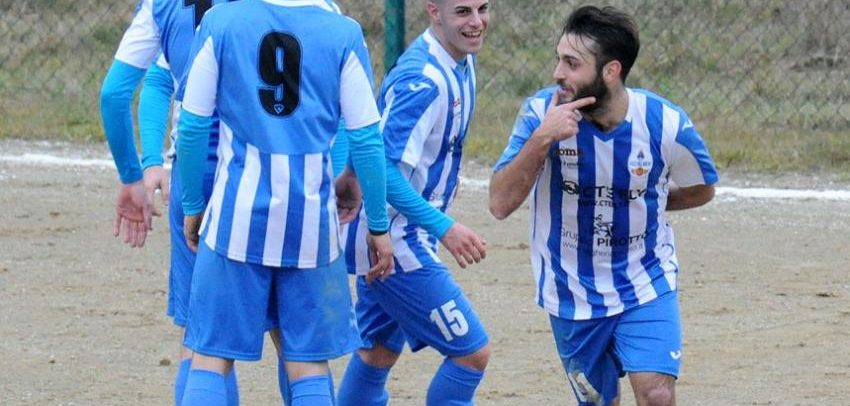 """ALASSIO F.C. Gabriele Ferrotti bagna il suo esordio in campionato con una doppietta:""""Sono felice per i gol, ora testa a domenica prossima"""""""