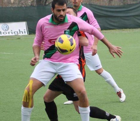 """ALASSIO F.C. Giacomo Gandolfo segna una tripletta e si porta il pallone a casa:""""Complimenti alla squadra per la reazione"""""""