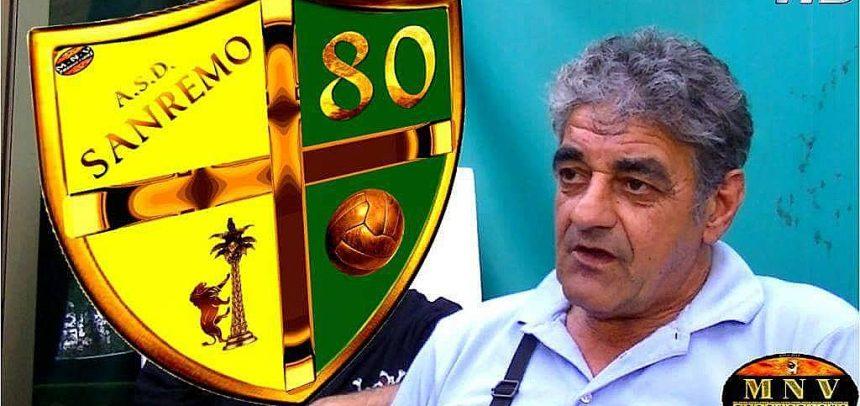 """SANREMO80. Luciano Mantica nuovo dirigente accompagnatore:""""Voglio stare vicino ad Enrico"""""""