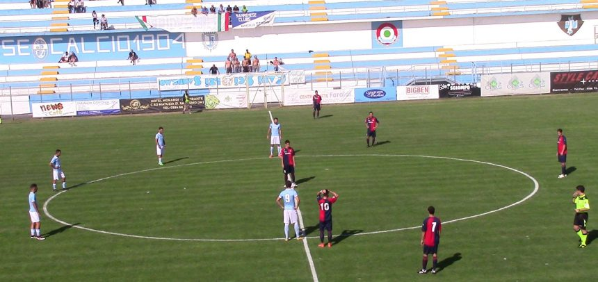 [Coppa Italia] Sanremese – Sestri Levante 1 a 0 Video