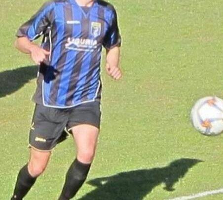 """Imperia. Tommaso Corio firma il gol vittoria:""""Dedico il gol a mio papà e alla mia fidanzata"""""""