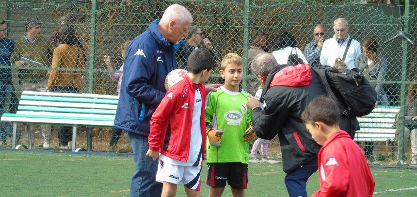 La capacità osservativa dell'allenatore dei giovani portieri