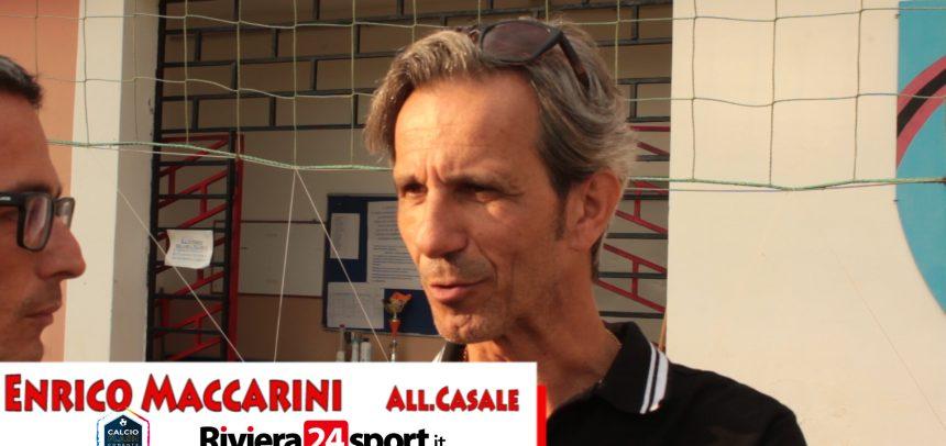 [Casale] All. Maccarini – Poteva finire 3 a 0