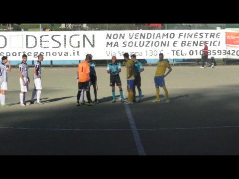 [Serie D] Ligorna 3 Viareggio 1 Sintesi Video by Dilettantissimo
