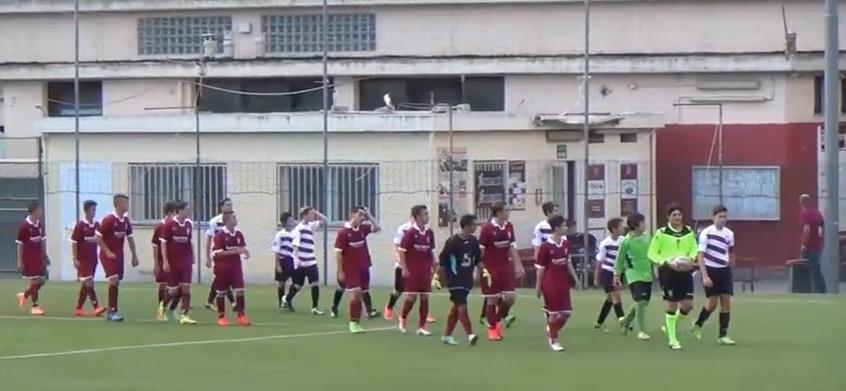 VENTIMIGLIA. Gli highlights di Ventimiglia-Riva Ligure, categoria giovanissimi, terminata 8-1 by Franco Rebaudo