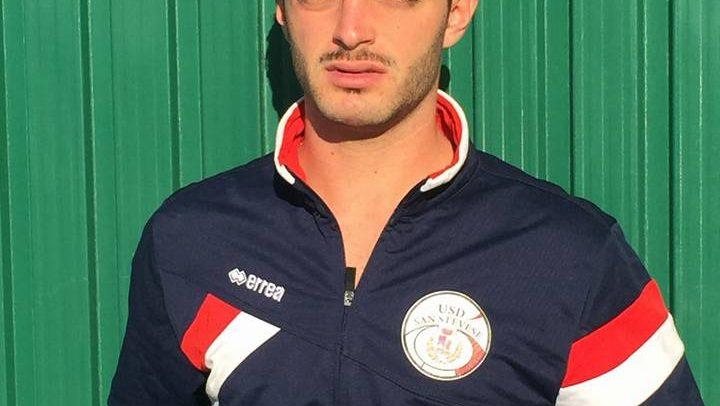 """ALASSIO F.C.-SANSTEVESE. Alessandro Geraci:""""Domenica capiremo che campionato sarà il nostro"""""""