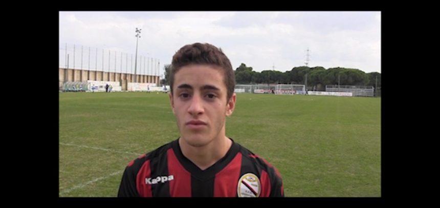 JUNIORES NAZIONALI. L'intervista a Lorenzo Gracci nel post partita di Argentina-Lavagnese 1-2