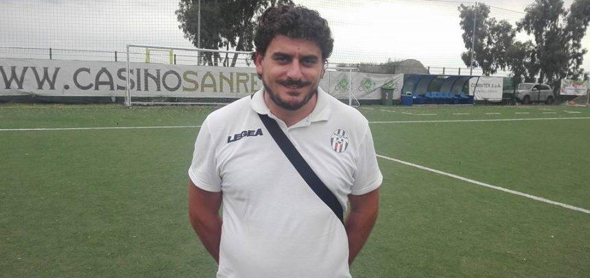 """SAVONA. Mister Luca Capurro nel post partita con la Sanremese:""""Partita equilibrata, accettiamo il verdetto del campo"""""""
