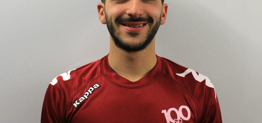 """Ventimiglia, Matteo Galiera a segno nel 2-2 con la Sestrese:""""Ringrazio i compagni per questo anno fantastico"""""""