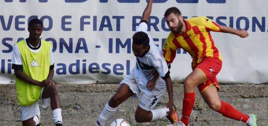 Omar Leo festeggia le 100 presenze in Serie D con un eurogol e il Finale vince
