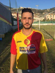 """Taggia, Bruno Raguseo è carico per i play-off con la Cairese:""""Ho grande fiducia nei miei compagni, venderemo cara la pelle"""""""