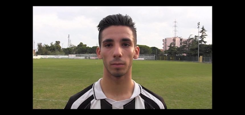 JUNIORES NAZIONALI. L'intervista a Samuele Selva, Man of the Match di Argentina-Lavagnese 1-2