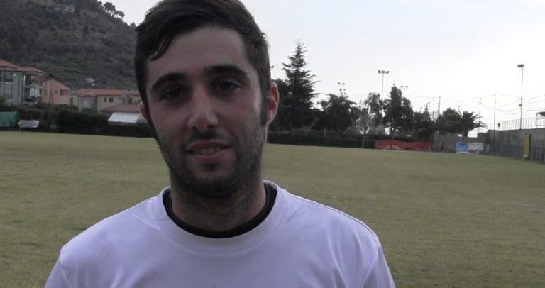 """TAGGIA – BORZOLI 2 – 0. Il Man of the Match è Paolo Tarantola:""""Il campionato è lungo e l'obiettivo rimane lo stesso"""""""