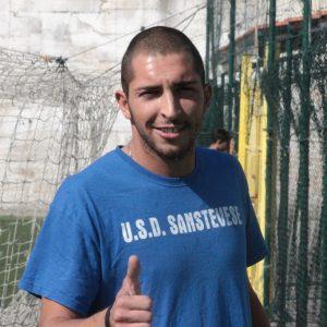 """Sanstevese, Tommaso Valenzise in gol contro il Don  Bosco Valle Intemelia:""""Vogliamo finire nel migliore dei modi"""""""