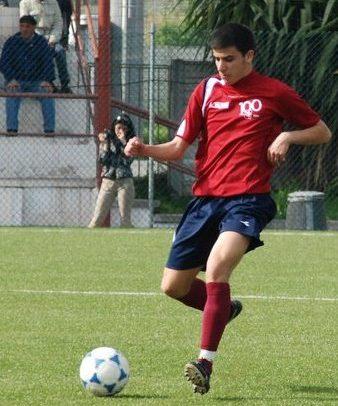 """Ventimiglia, Michele Mamone: """"Dedico il goal a mio padre"""""""