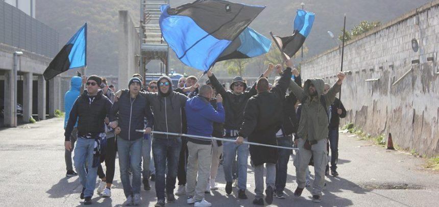 "[FOTOTIFO] Albenga-Imperia, il derby ""blindato"""