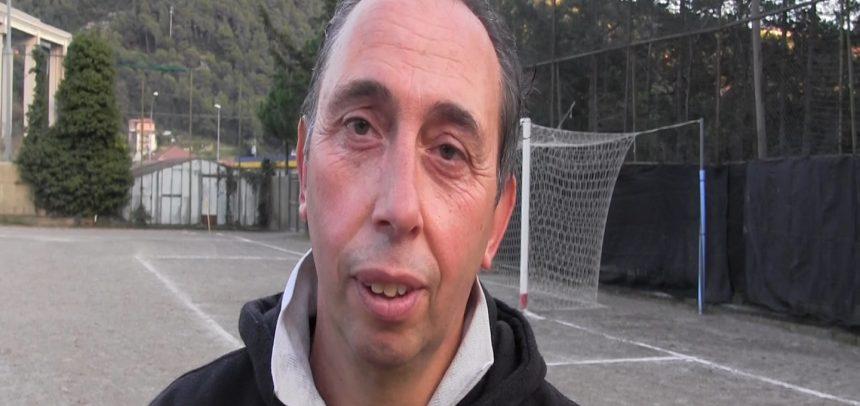 """DON BOSCO VALL.INT. Mister Diego Bevilacqua nel post partita con la Sanstevese:""""Devo dire grazie ai ragazzi"""""""