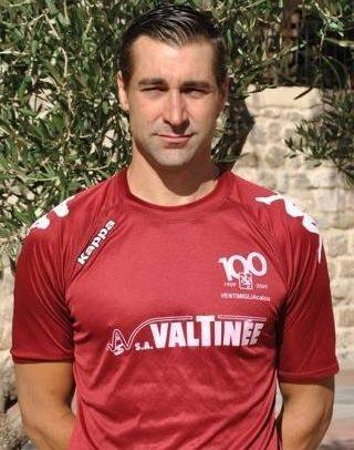 """[Ventimiglia] Cafournelle: """" Dedico il mio goal alla squadra"""""""