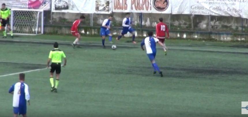 [Promozione] Campomorone 1 Taggia 0 sintesi video by Dilettantissimo