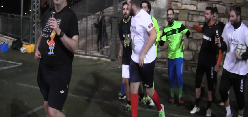 VIDEO IMPERDIBILE!!! Gli Highlights della prima partita di Drunk Football in Italia!!!