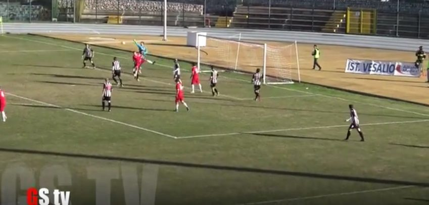 [Serie D]Grosseto 1 Argentina 2 sintesi video by GS Tv