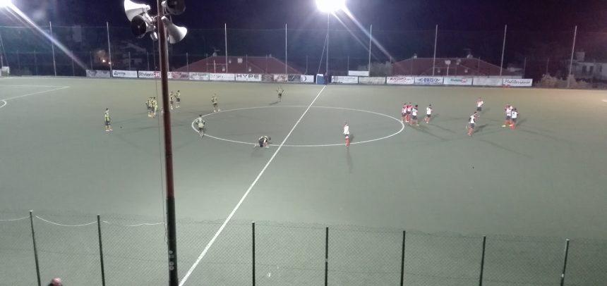 Gandolfo fa quadripletta e l'Alassio FC batte l'Ospedaletti 4-2