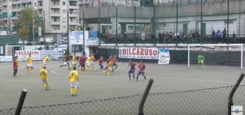 [Serie D] Ligorna 2 Ponsacco 3 sintesi video by Dilettantissimo