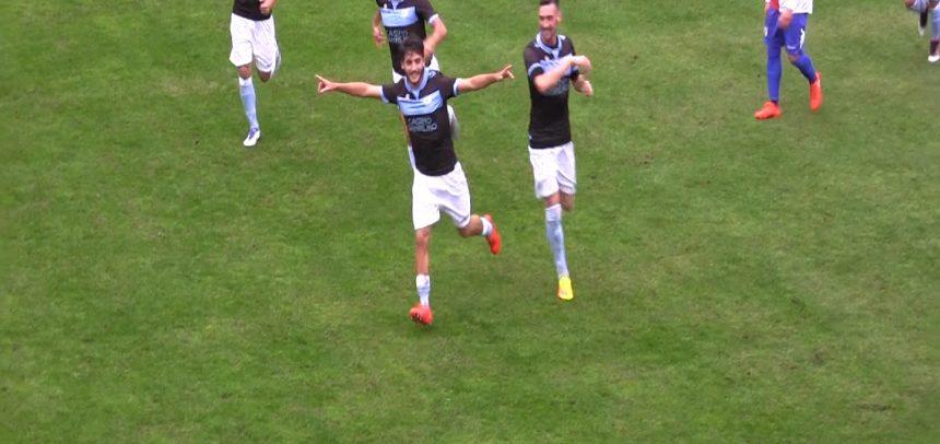 [VIDEO] Riviviamo l'emozione del primo gol di Giorgio Gagliardi con la maglia della Sanremese