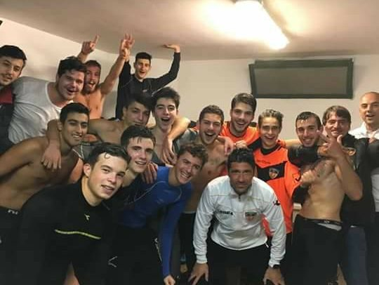 """JUNIORES ECCELLENZA. OSPEDALETTI, Damiano Fraticelli a segno nella prima vittoria in campionato:""""Dedico il gol alla squadra"""""""
