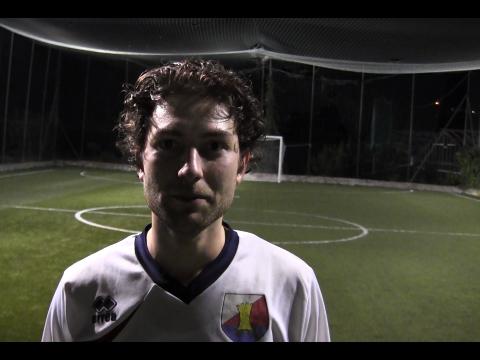 """ATLETICO SAN LORENZO. Intervista a Federico Pinasco:""""Il nostro obiettivo è la salvezza"""""""