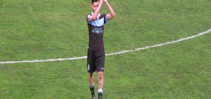 La Sanremese Calcio batte il Valdinievole Montecatini 2-1 con le reti di Scalzi e Lauria