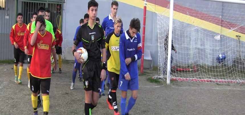 JUNIORES. Gli Highlights di Taggia-Ceriale 0-1